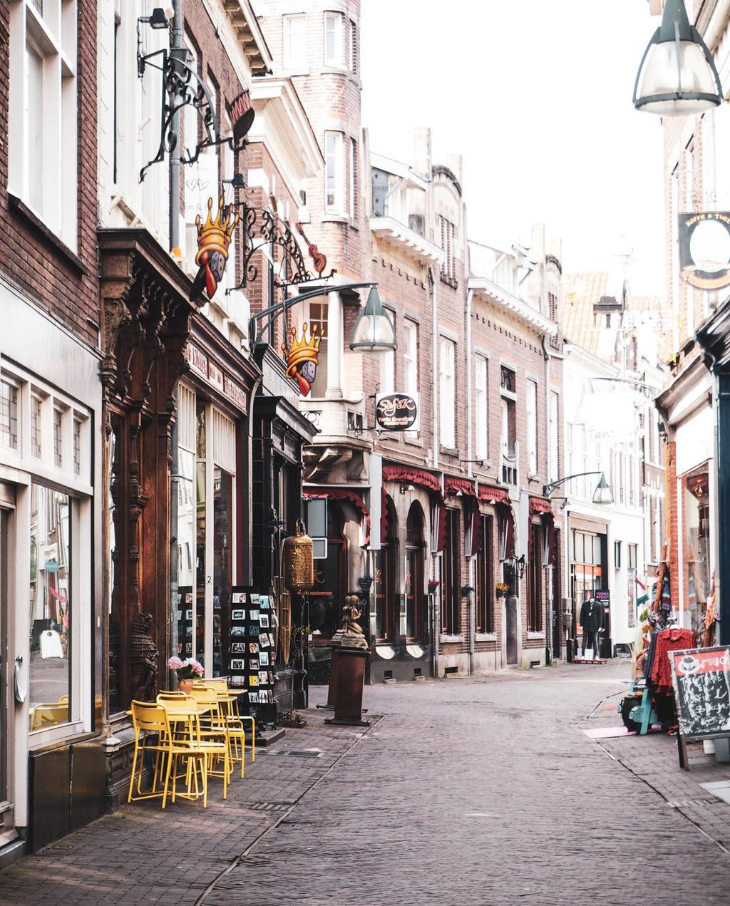vtwonen citytrip Deventer - hotspots