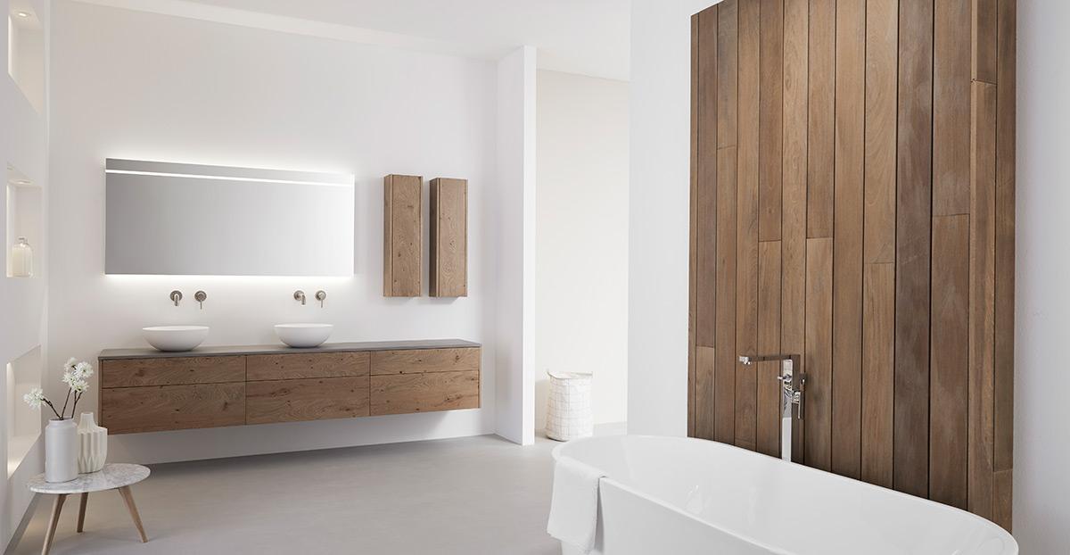 badkamertrend naturel