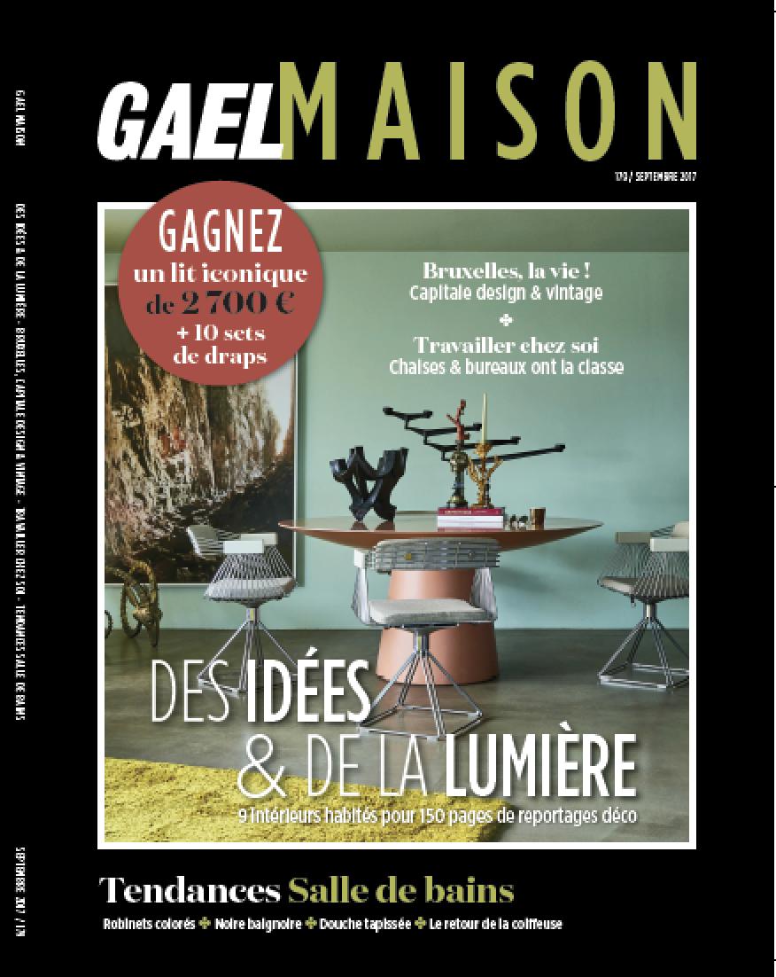 cover Gael Maison septembre 2017