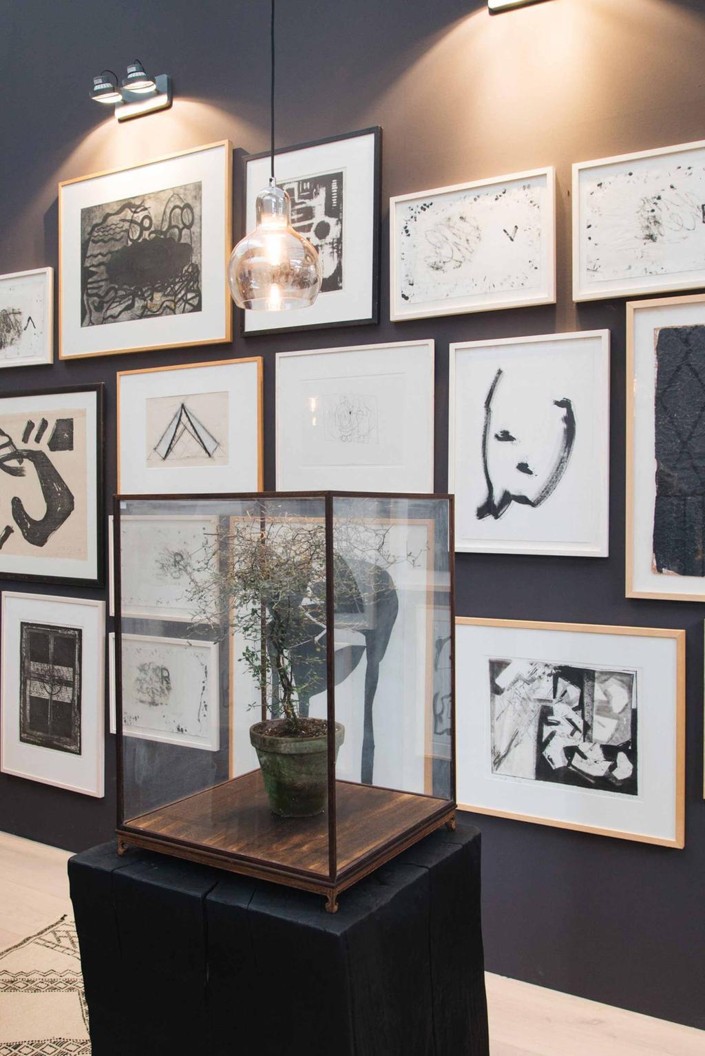 Artwall vt wonen&design beurs REMADE with love