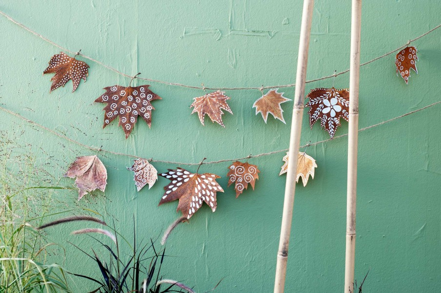 guirlande automne