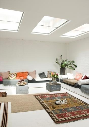 Zelf maken: loungebed/bank