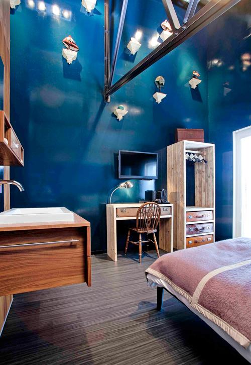 Modez fashion hotel Arnhem hotel Modez