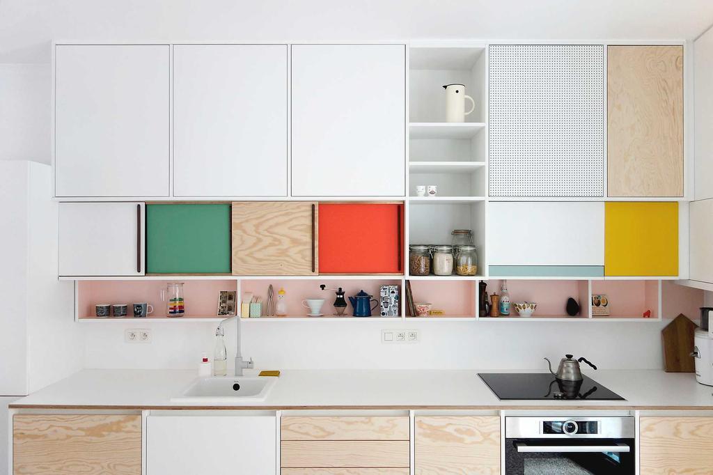 cuisine couleurs