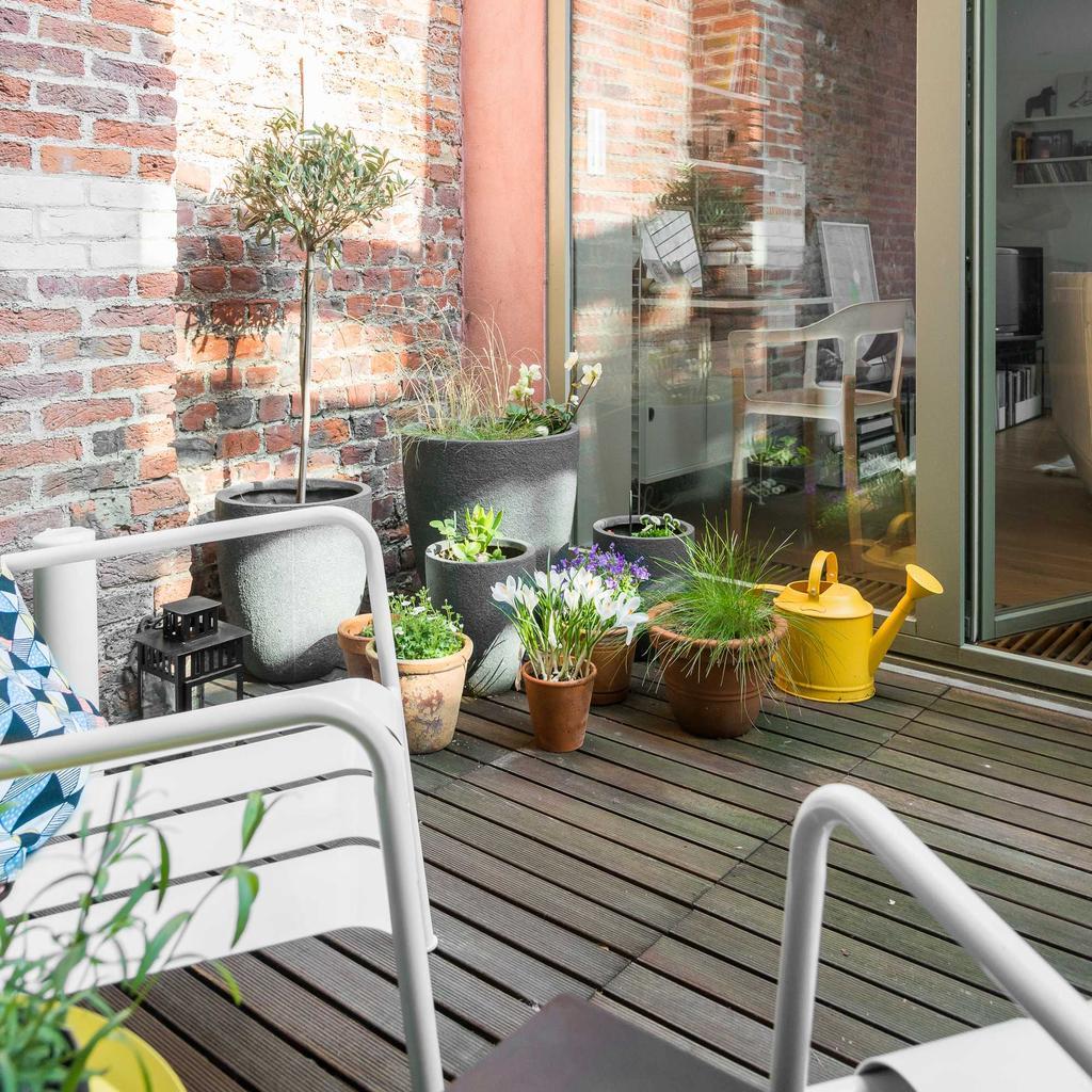 loft brussel patio