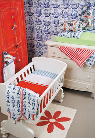 Babykamer Holland