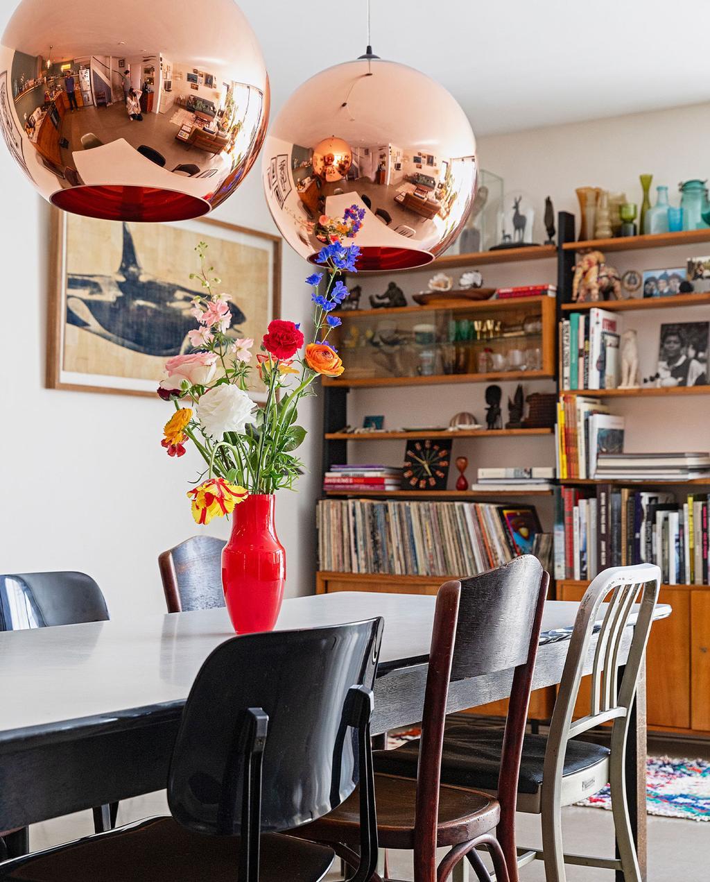 mesa de jantar de design