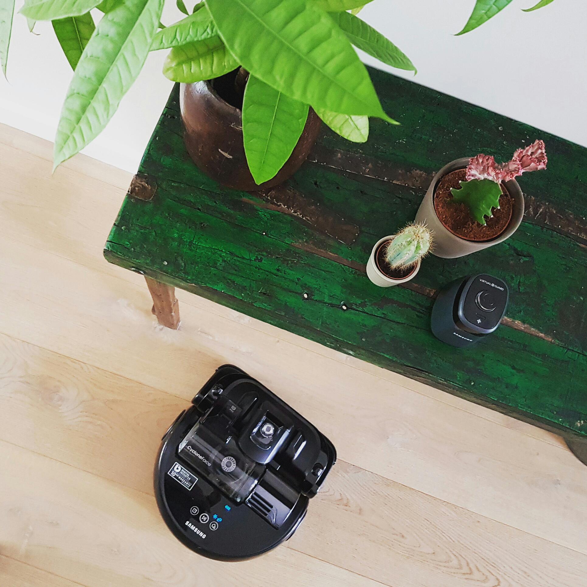 Samsung smart home powerbot