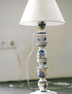 Delftse lamp