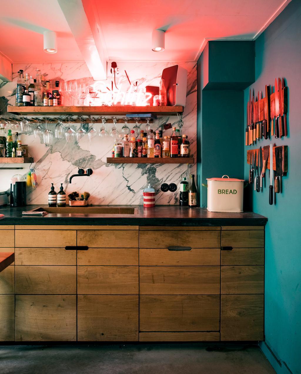 vtwonen 5-2019 | Ambacht Yvette culinair imperium