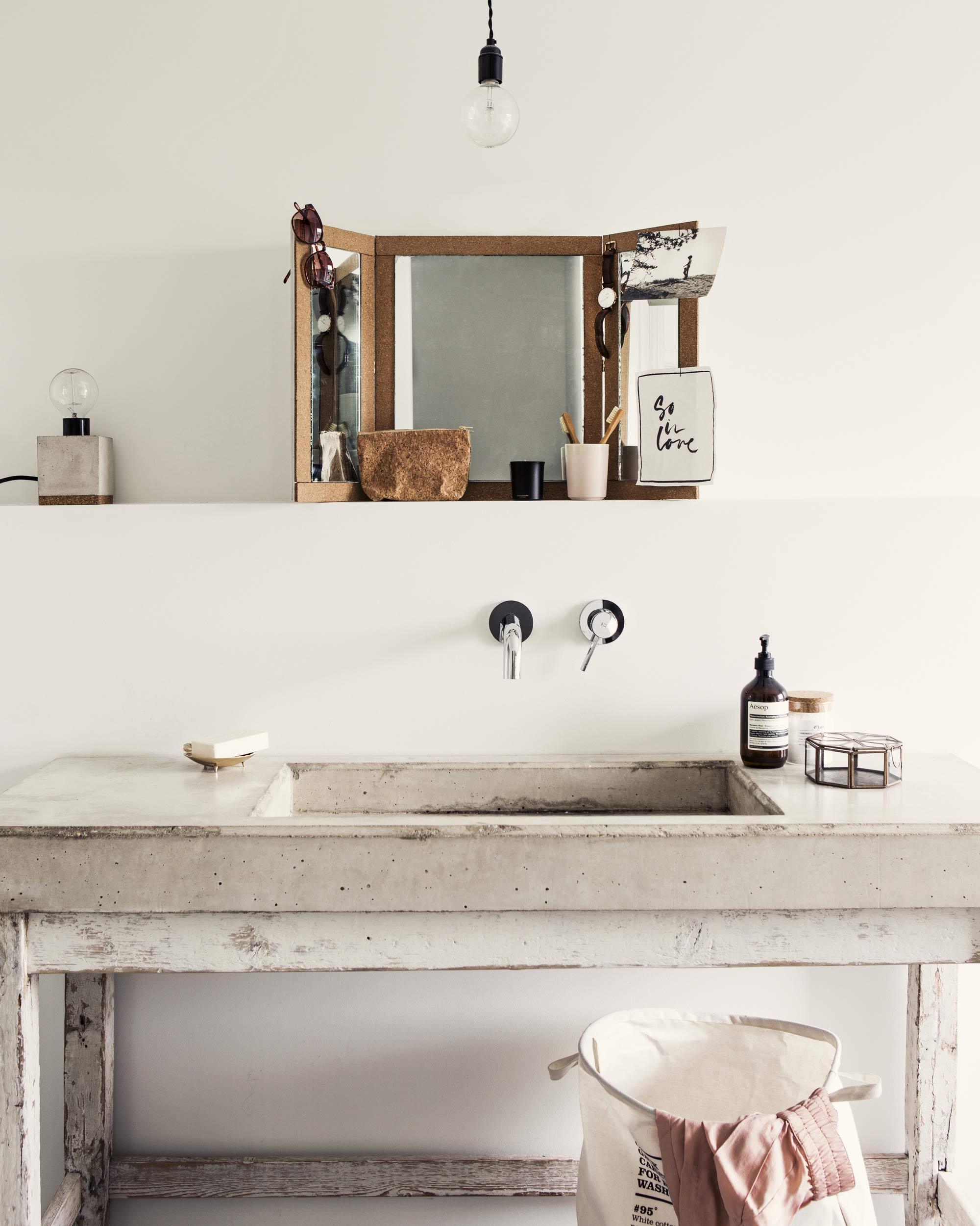 spiegel van kurk