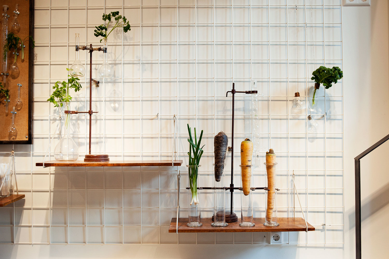 interieur sla salad bar amsterdam