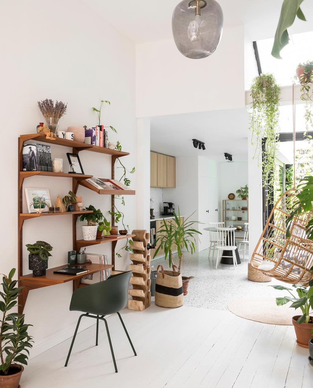 vtwonen 13 | Binnenkijken in een burgerwoning in Antwerpen woonkamer