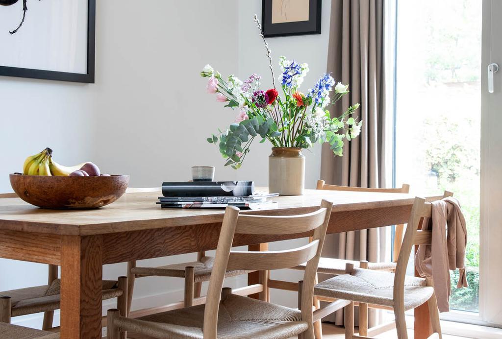 Binnenkijken in een duurzame woning in Zuidwest-Londen
