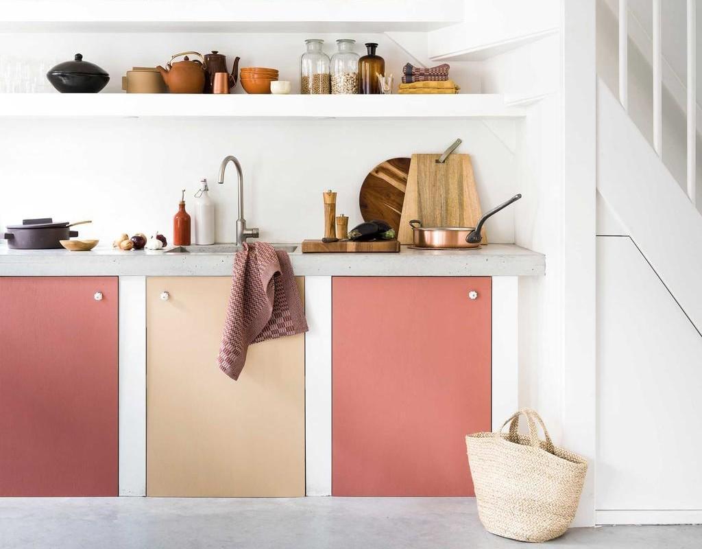 Keukenkastjes verven kun je ook zelf doen