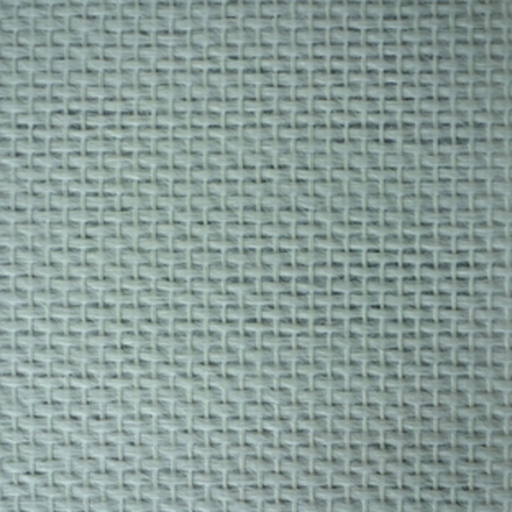 glasweefselbehang groen blauw structuur