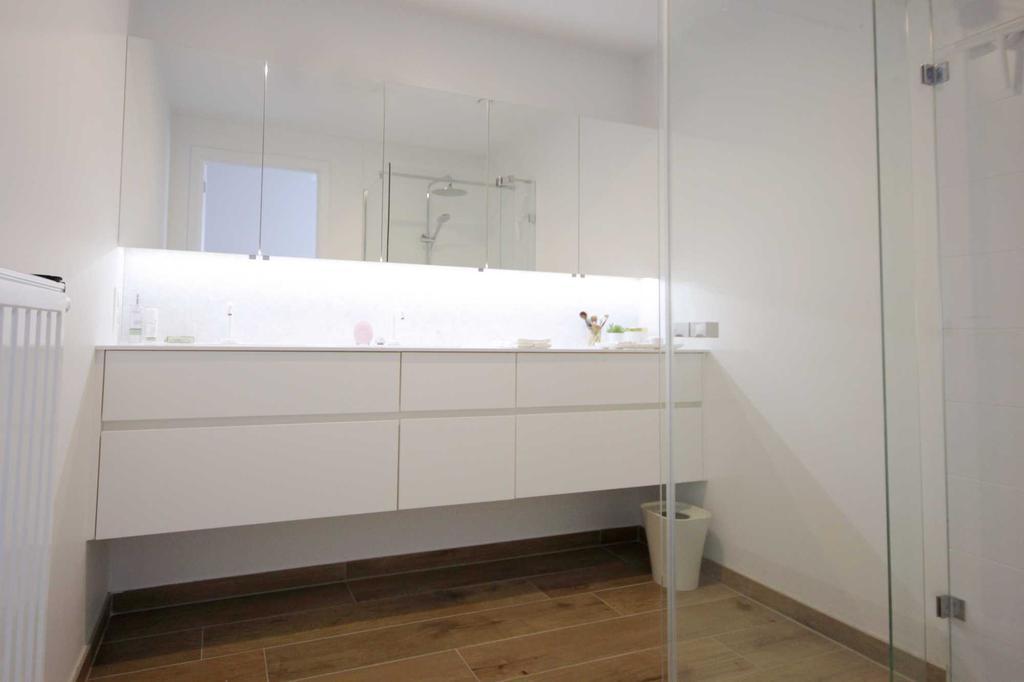badkamer wit