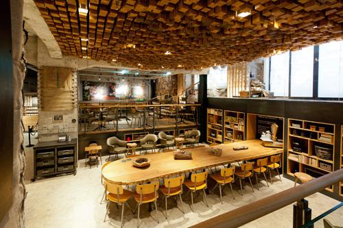 Starbucks concept store Amsterdam