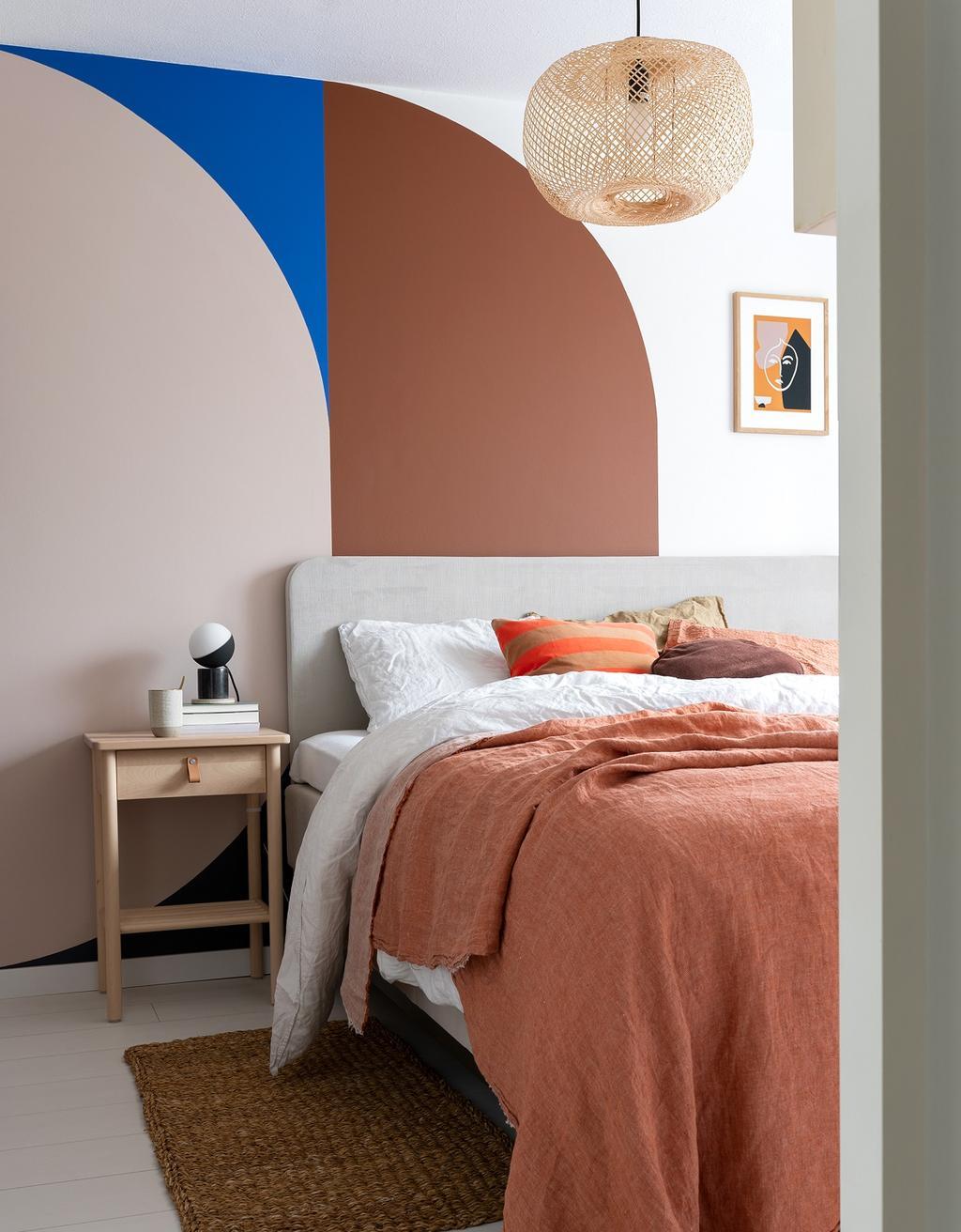 blog Swiss sense kleur op muur