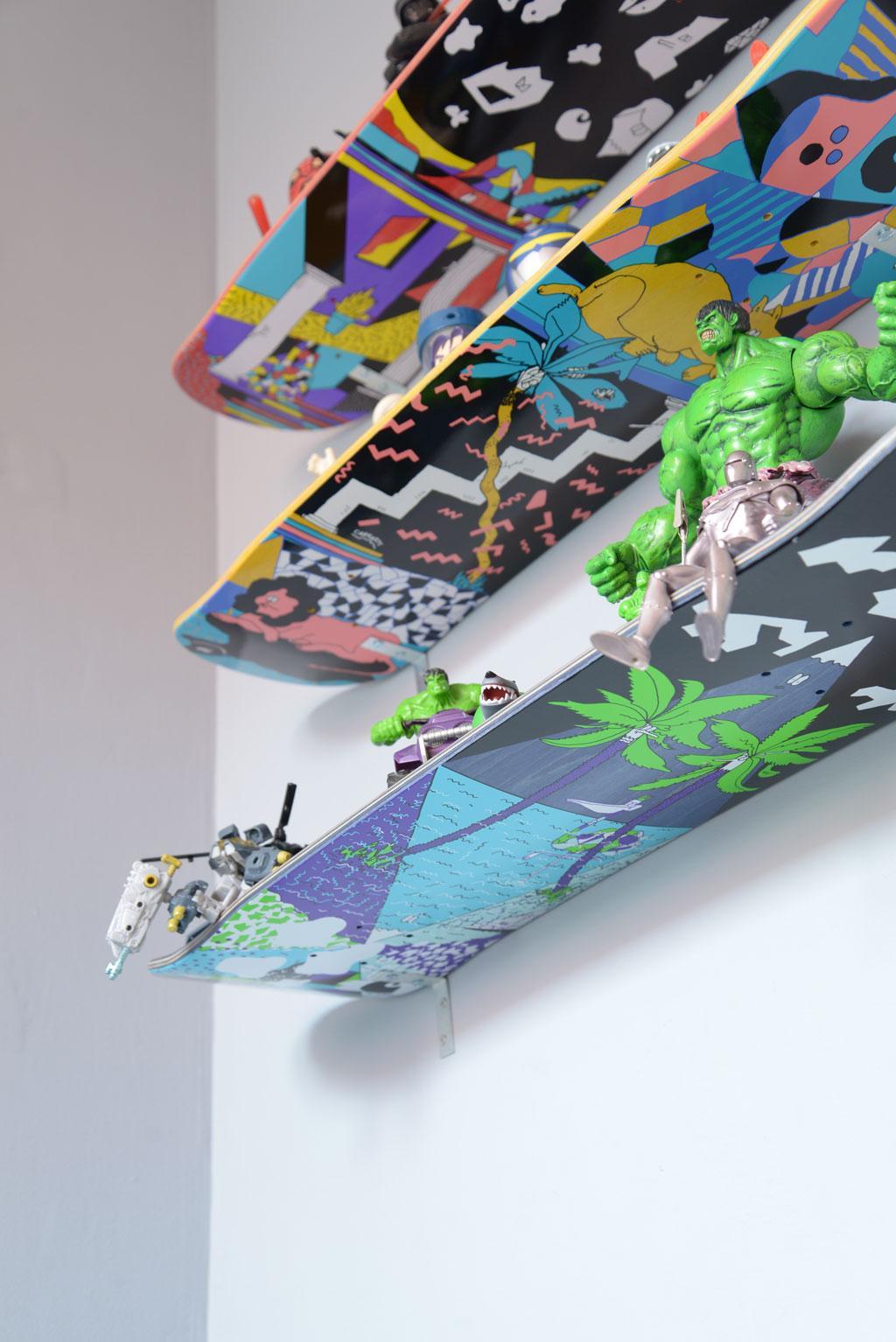 skateborden