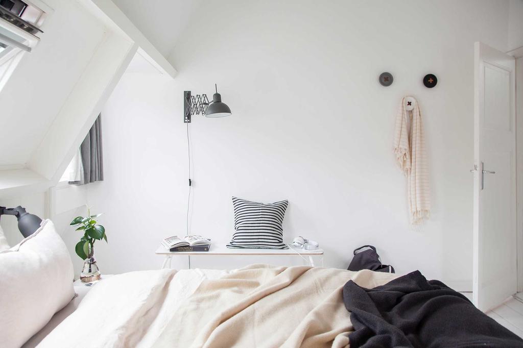 neutrale slaapkamer
