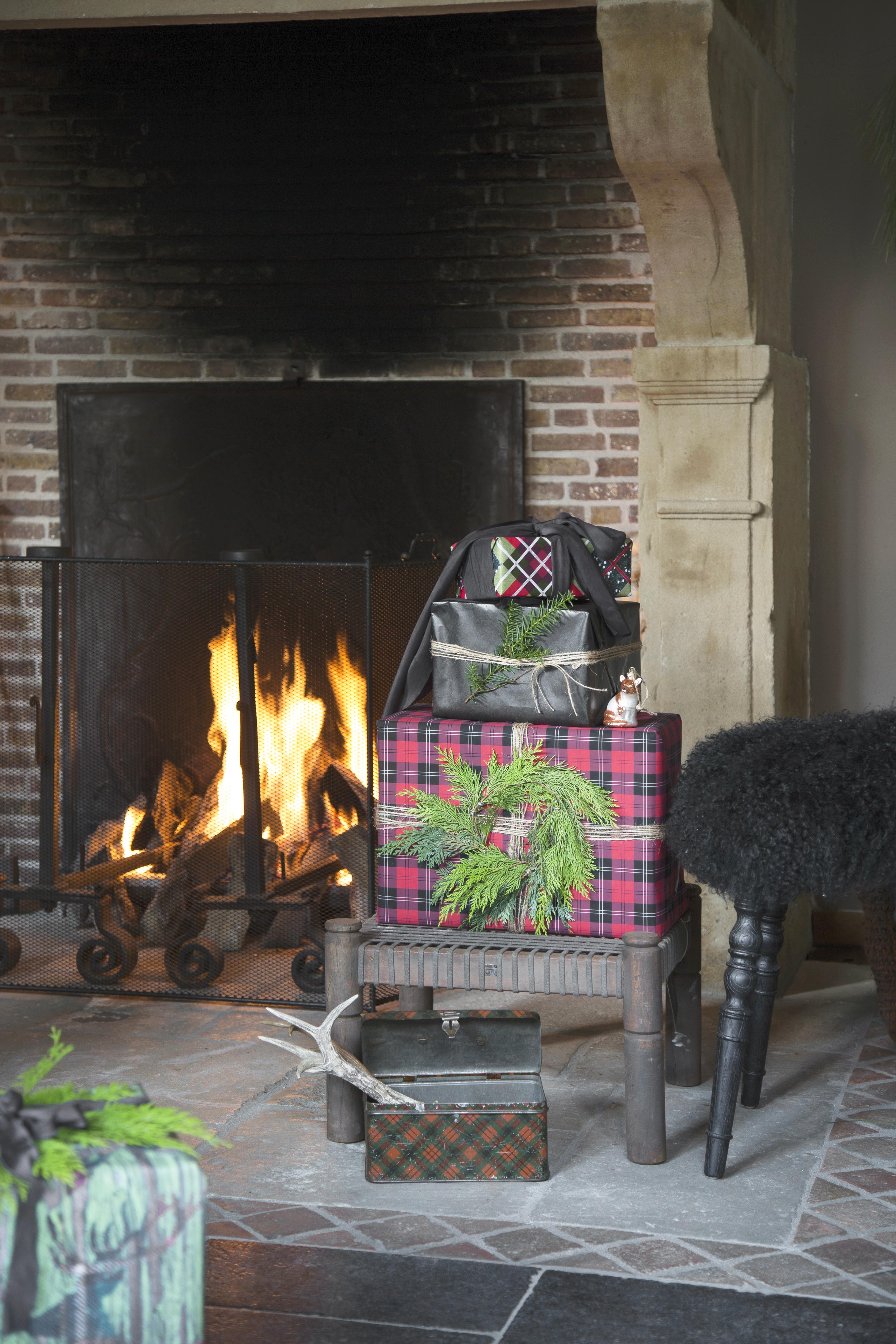 cadeautjes rood groen zwart resultaat