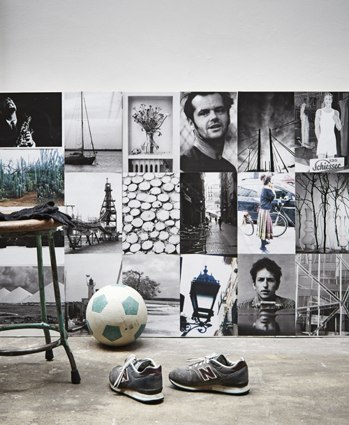 foto's zwart-wit