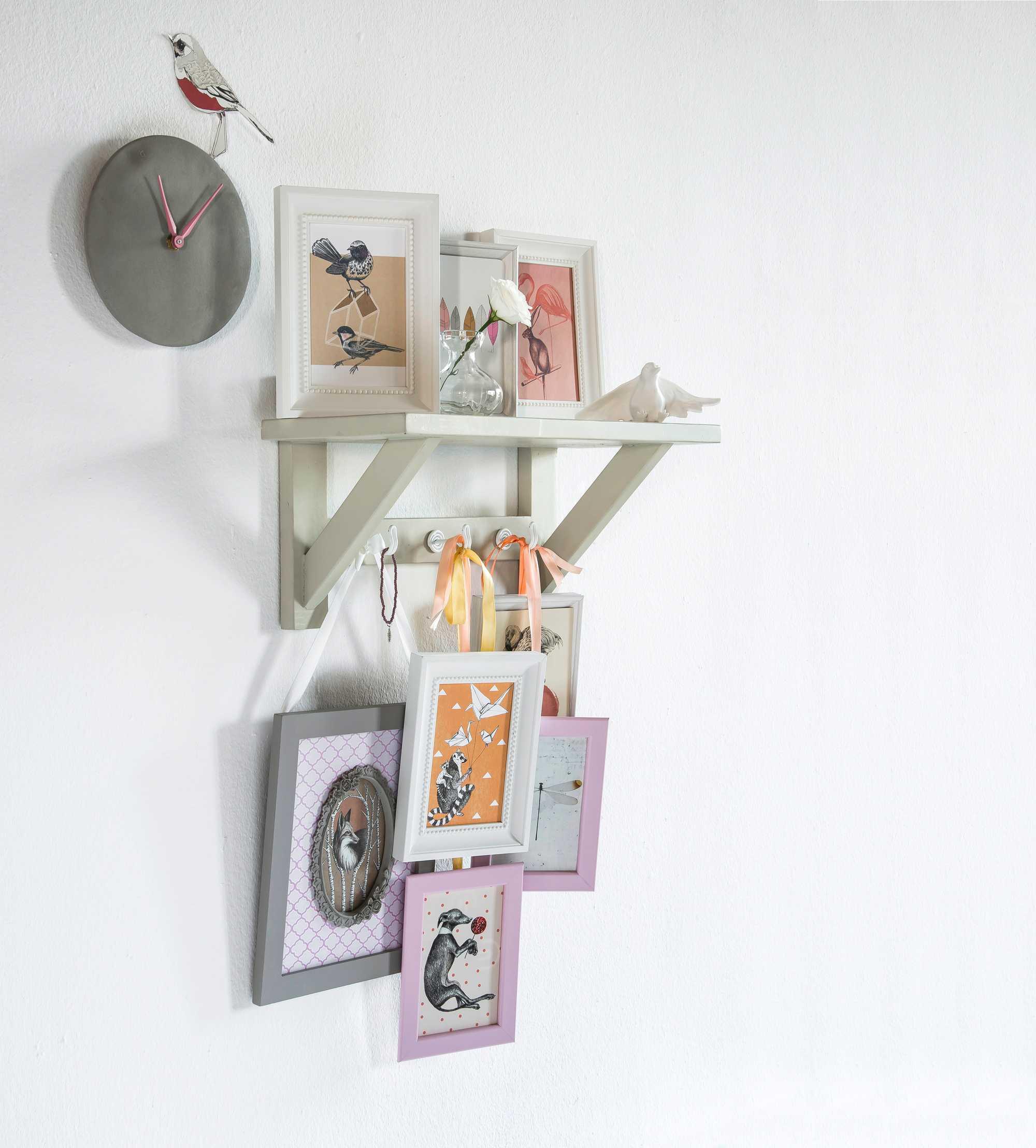 console foto decoratie