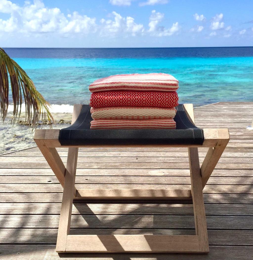 Bon Bini stranddoeken stoel