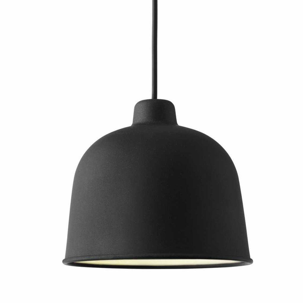 zwarte hanglamp design