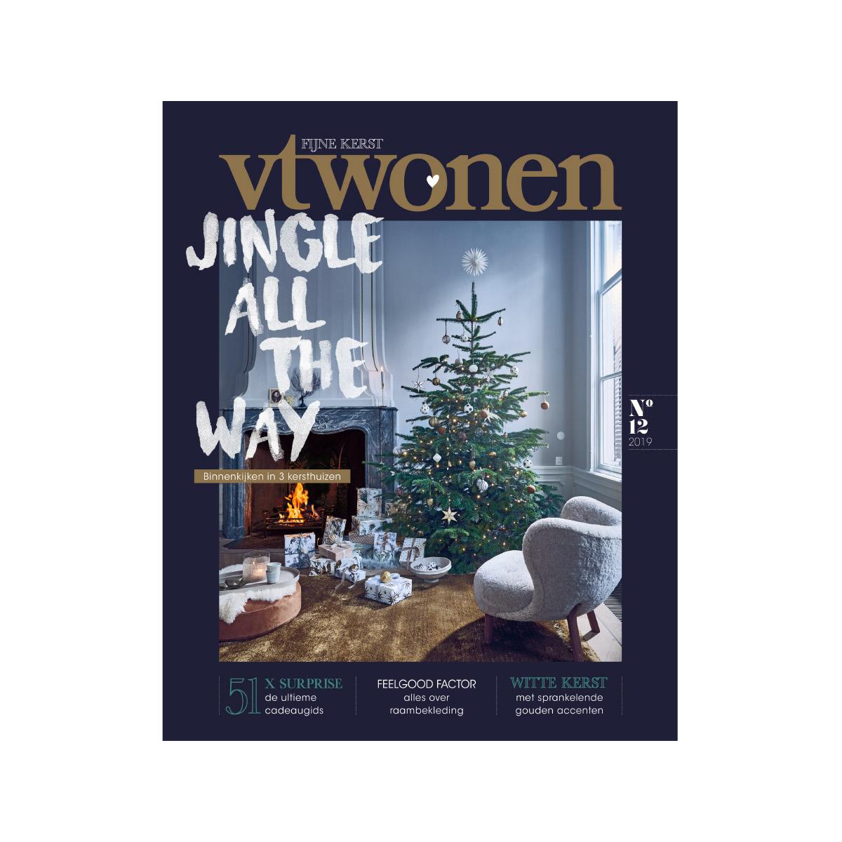 Stupendous Nu In De Winkels Vtwonen Magazine Nr 12 2019 Vtwonen Dailytribune Chair Design For Home Dailytribuneorg