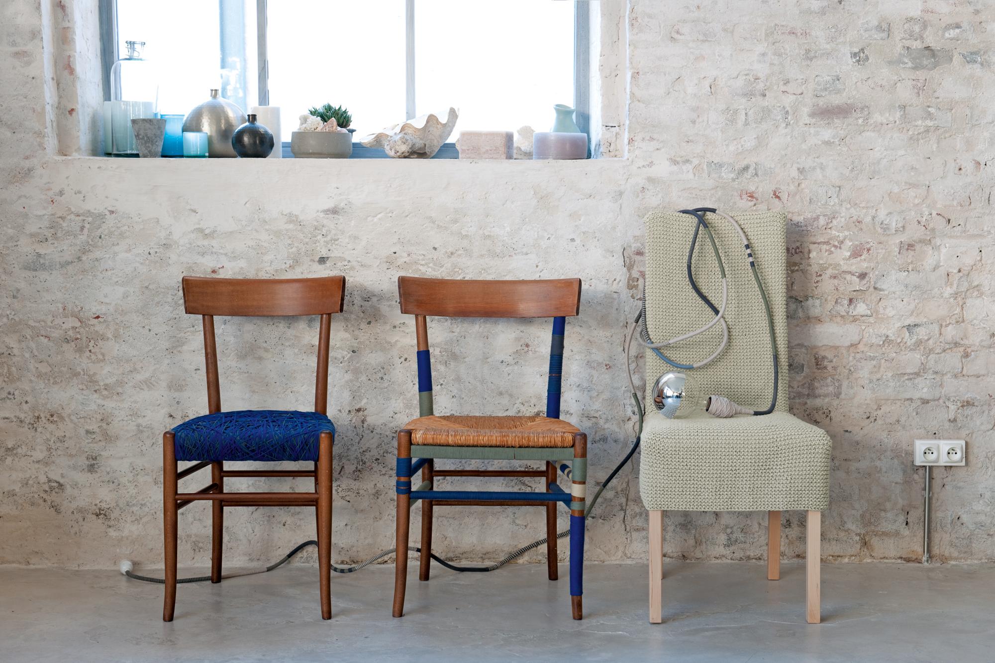 breien textielstoel