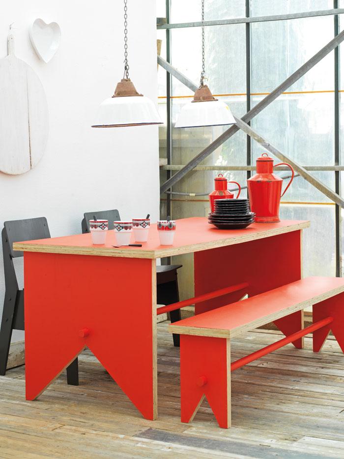 rode tafel
