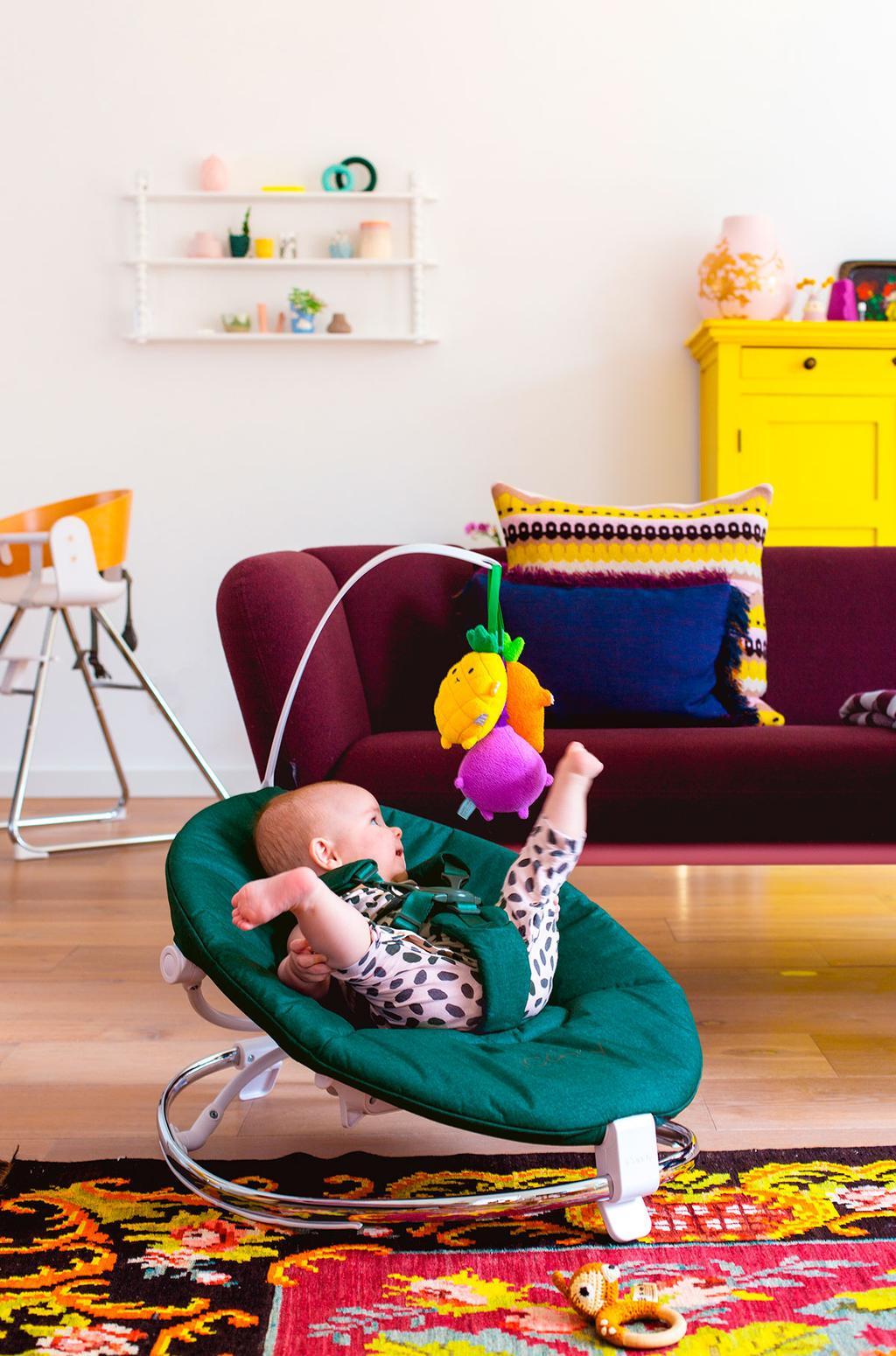 Wipstoel MiChair voor baby van iCandy