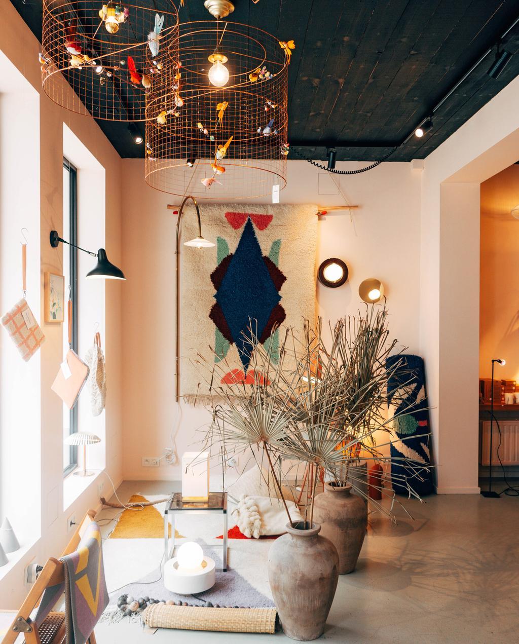 vtwonen 2-2020 | Gent lampenwinkel