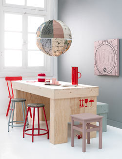 Maak je eigen tafel met deze handige DIY's | vtwonen