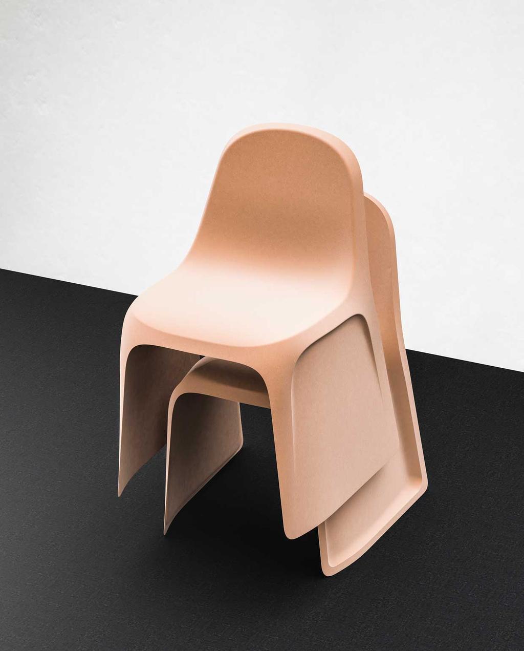 vtwonen blog studentdesign | stoel van karton