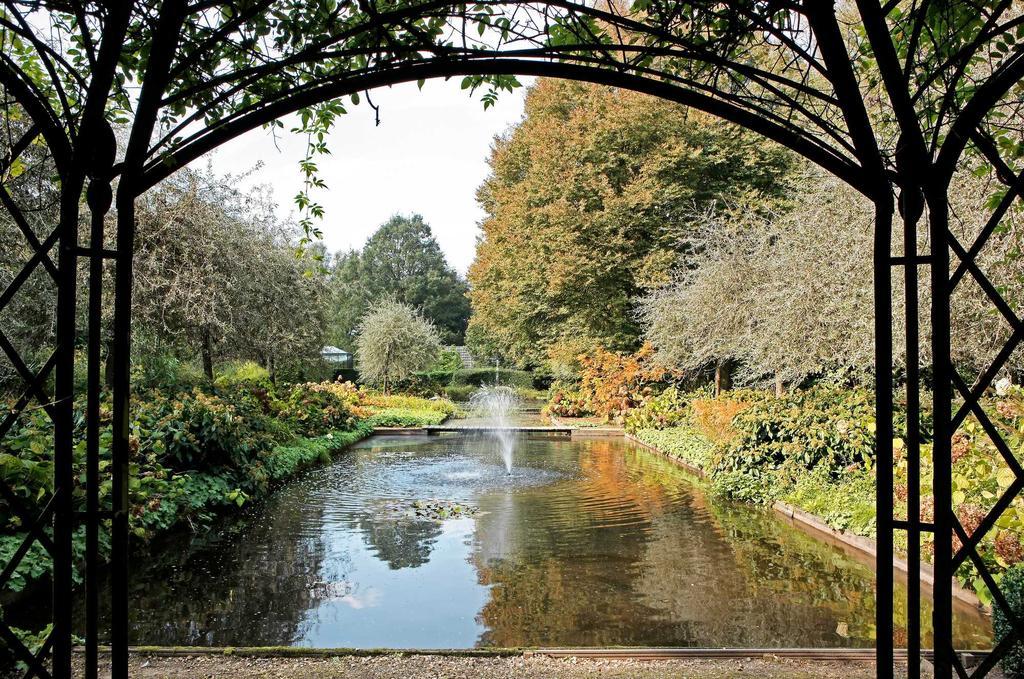 vijver landgoed fontein