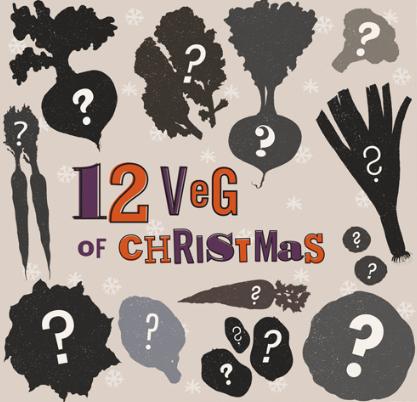12 veg christmas