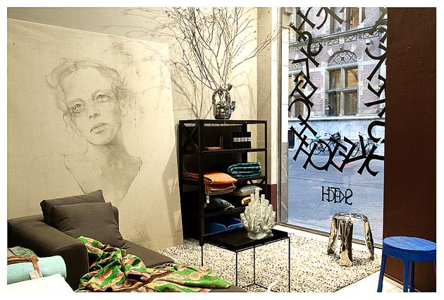 Sketch in Den Haag