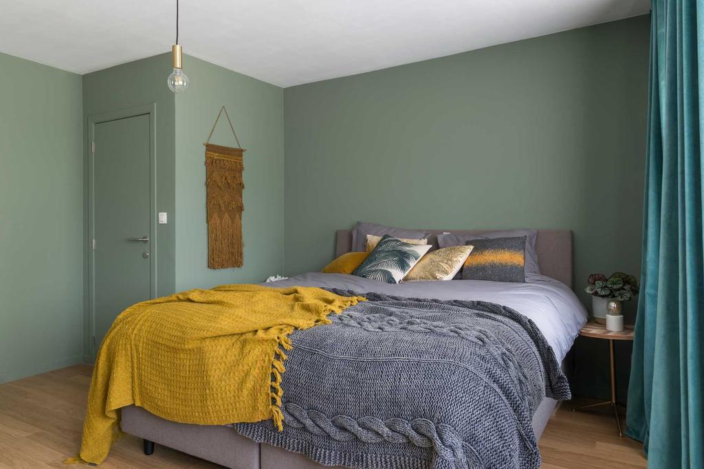 veerle dimitri slaapkamer