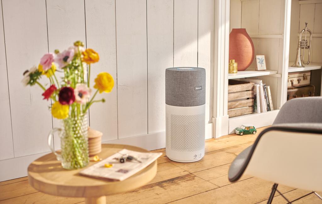 Zó verfris je de lucht in huis (en overleef je het pollenseizoen)
