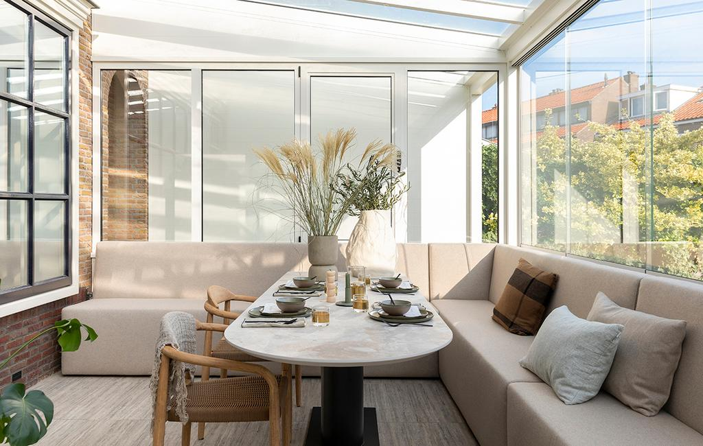 4 Ideeën voor extra leefruimte met een tuinkamer van Verasol