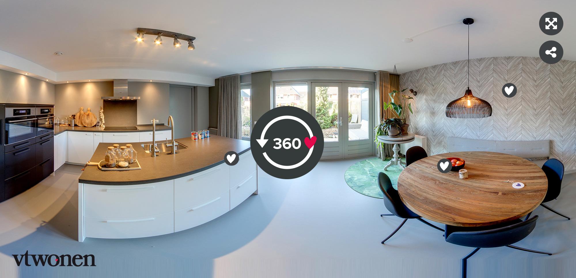 vtwonen verhuist - aflevering 1 seizoen 1 - Frans Uyterlinde - 360 tour