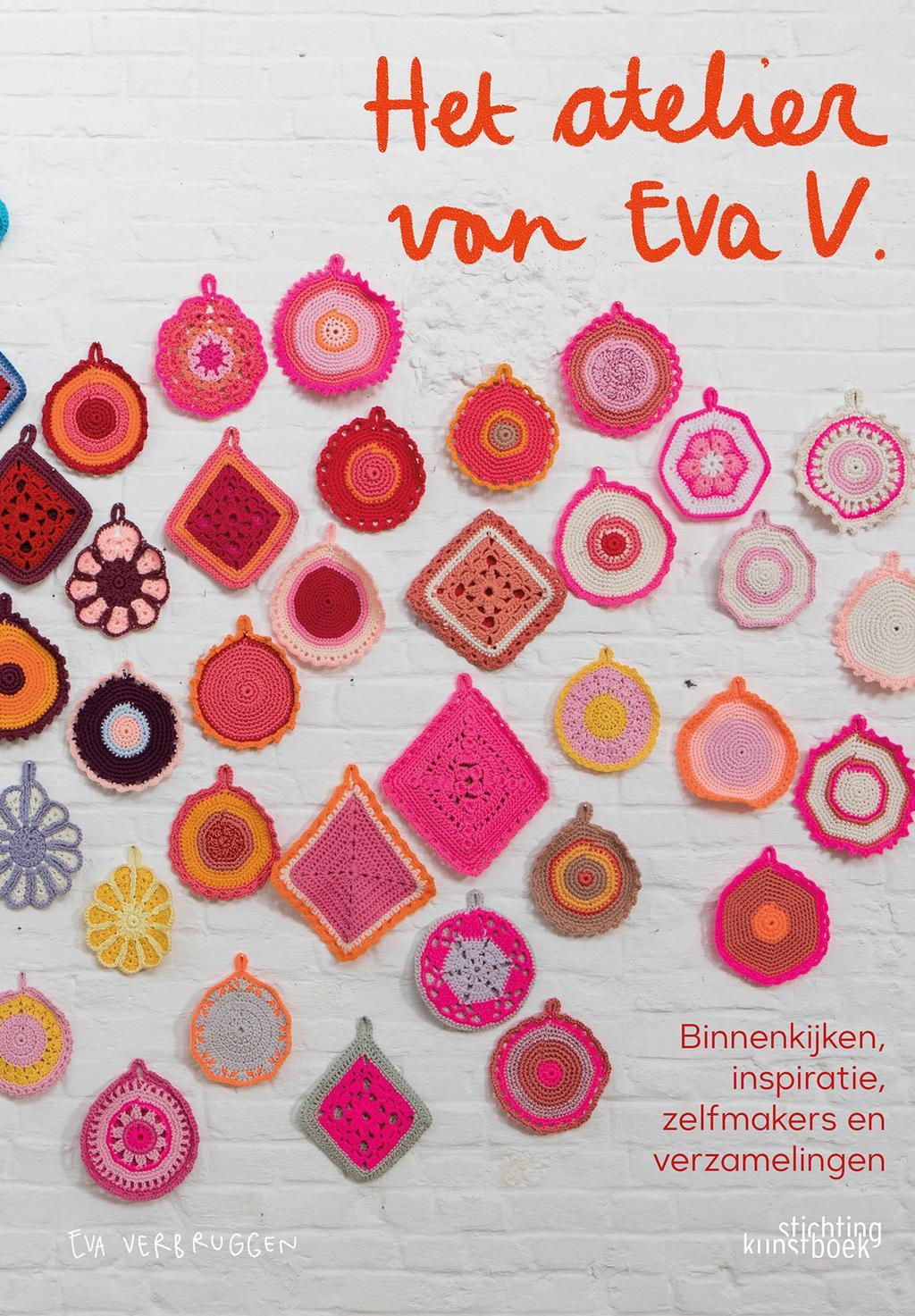 Het atelier van Eva V. - Boek