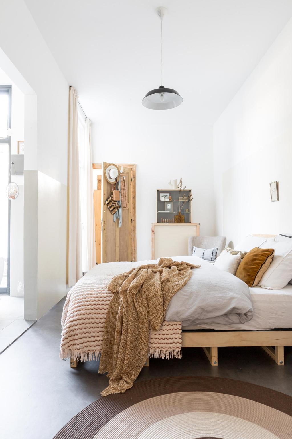 slaapkamer naturel