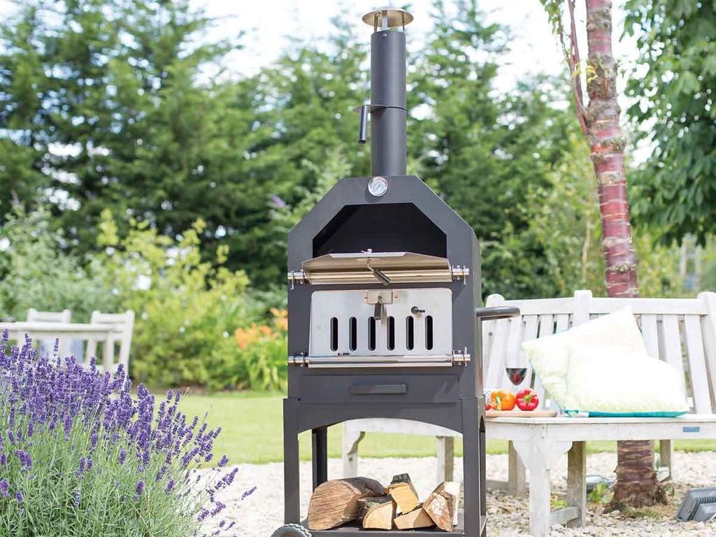 Koken in de buitenlucht - Buitenoven - BBGrill - vtwonen