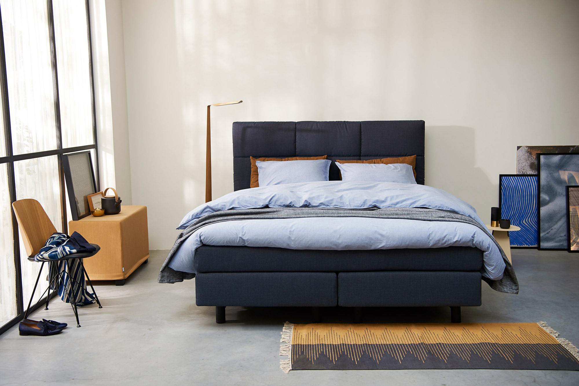 Auping zomer slaapkamer