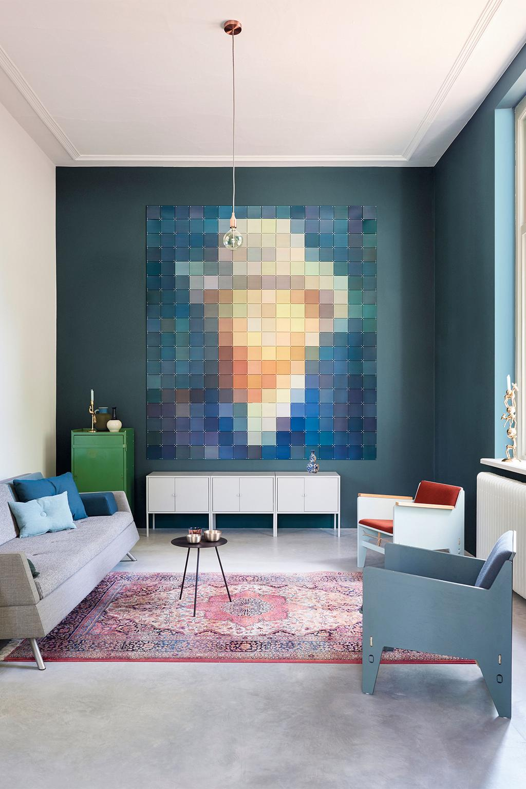 vtwonen partners - IXXI - kunst in huis - Van Gogh