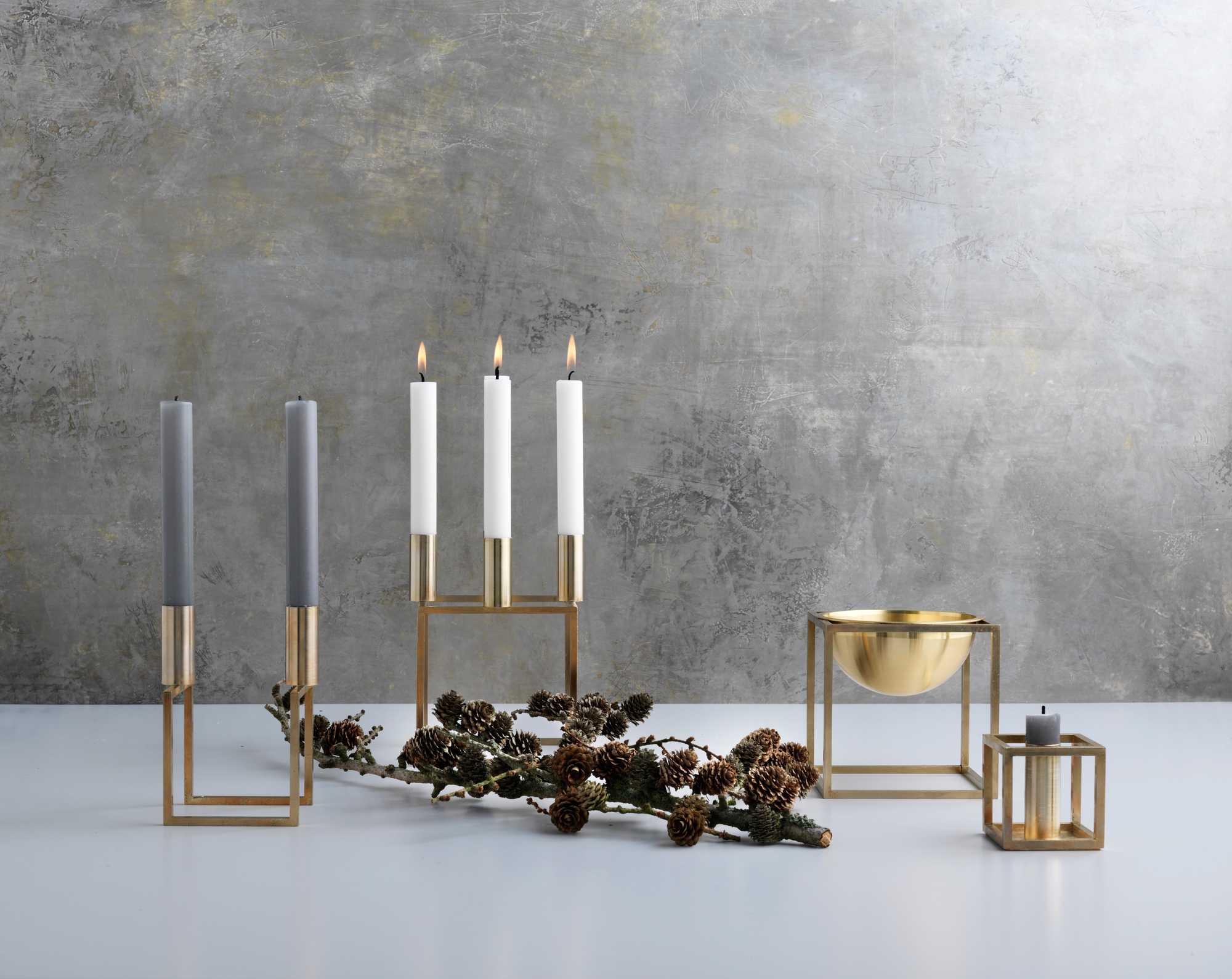 chandelier doré